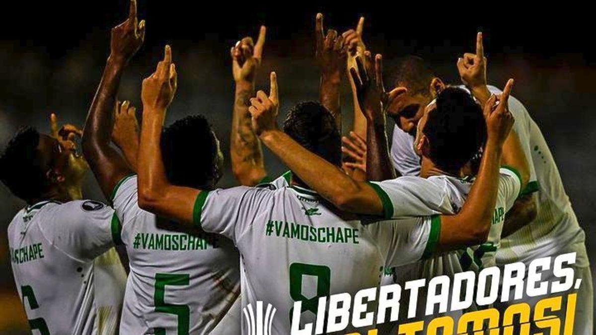 Σαπεκοένσε: Κέρδισε μια θέση στα προκριματικά του Copa Libertadores