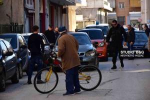 Ναύπλιο: Κυκλοφοριακό χάος μετά από τροχαίο – Εμπλοκή 4 οχημάτων στο κέντρο της πόλης!