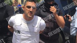 Γρηγόρης Τσιρώνης: Αποφυλακίστηκε! Επέστρεψε στο σπίτι του