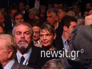 Συνέδριο ΝΔ: Παρούσα και η Κατερίνα Παπακώστα παρά την διαγραφή της