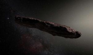Είναι ένας απλός αστεροειδής! Δεν κρύβονται εξωγήινοι μέσα στο… πούρο!