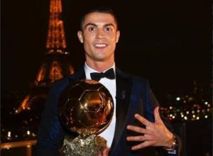 """""""Χρυσή Μπάλα"""" – Ρονάλντο: """"Είμαι ο καλύτερος στην ιστορία του ποδοσφαίρου"""""""