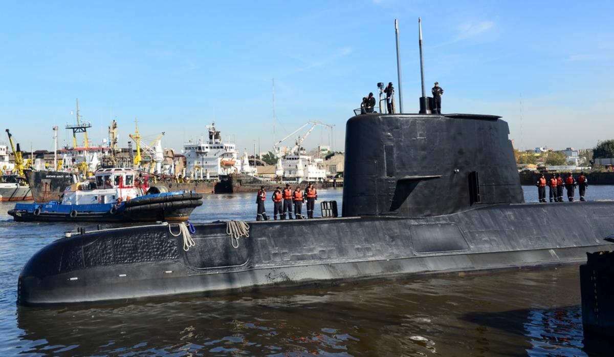 υποβρύχιο San Juan