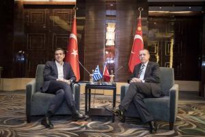 FAZ: Ο Ερντογάν χρειάζεται τον Τσίπρα