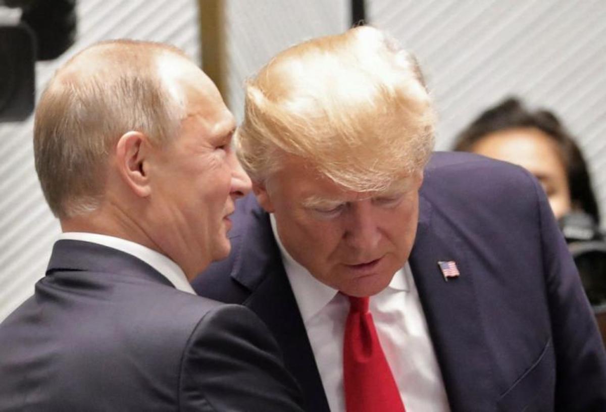 Ρωσία ΗΠΑ