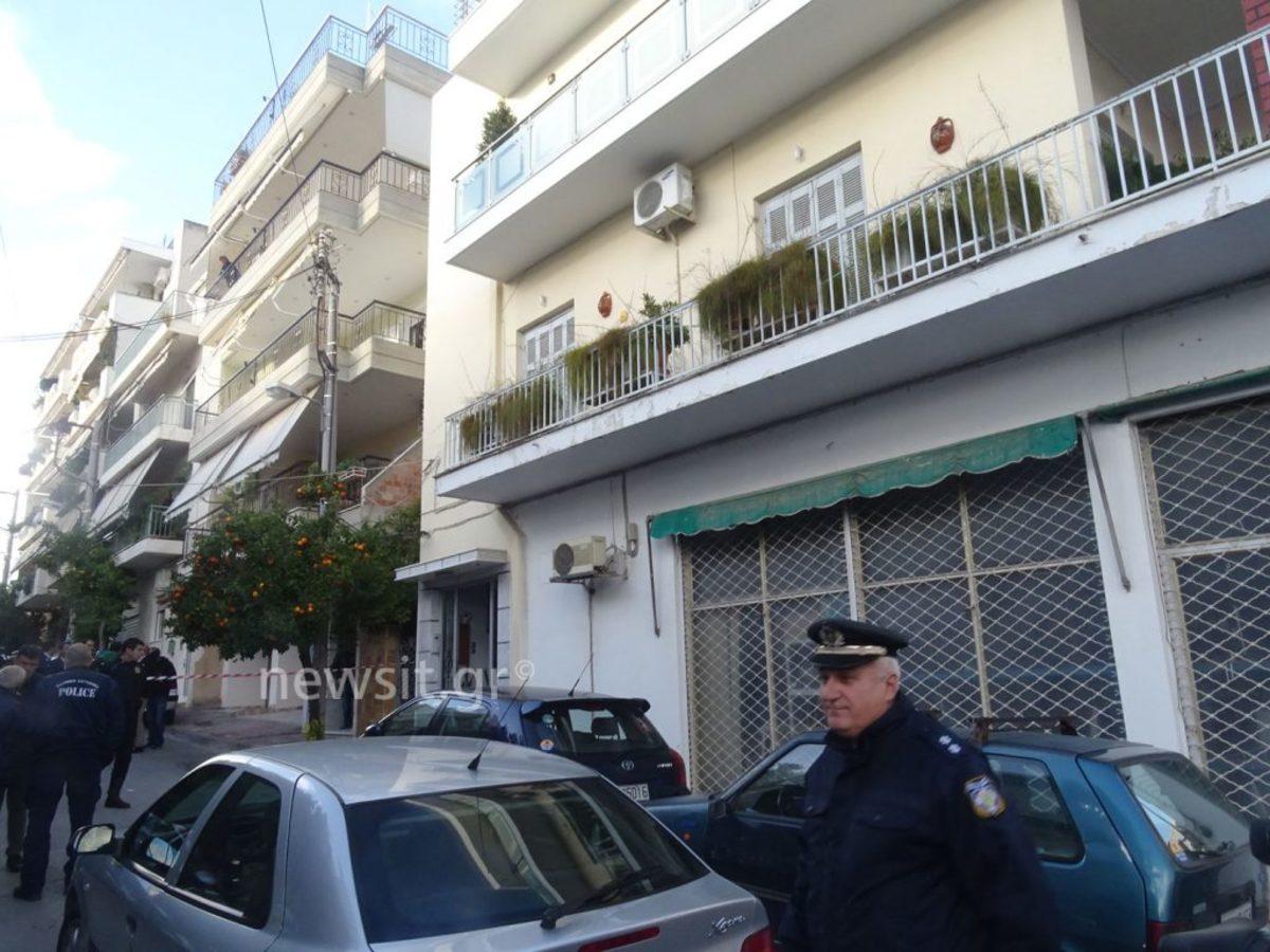 Απίστευτο θράσος! Διέρρηξαν το σπίτι του αστυνομικού που δολοφόνησε την οικογένειά του στους Αγίους Αναργύρους!