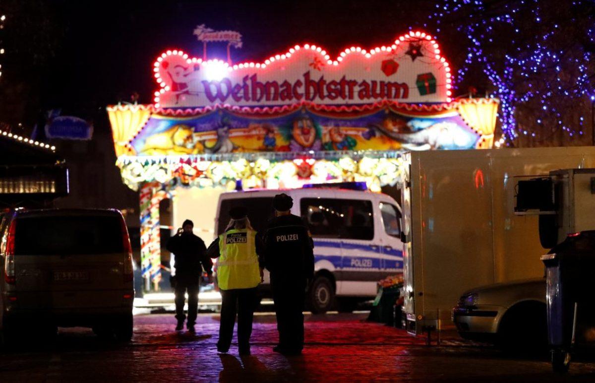 Ήθελαν να αιματοκυλίσουν χριστουγεννιάτικη αγορά! Οι γερμανικές αρχές απέτρεψαν τρομοκρατική επίθεση