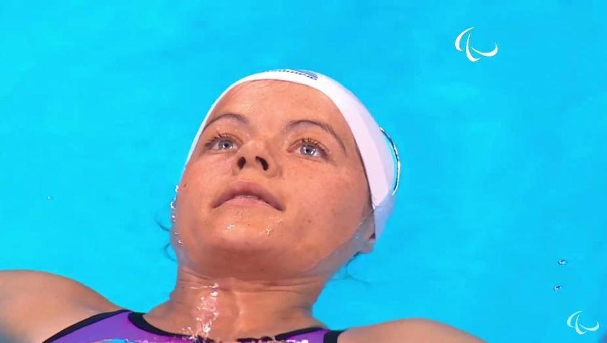 """Αλεξάνδρα Σταματοπούλου: Μια σύγχρονη """"γοργόνα"""" παραδίδει μαθήματα ζωής! Μιλάει για την αναπηρία της και την αγάπη της για τον αθλητισμό!"""