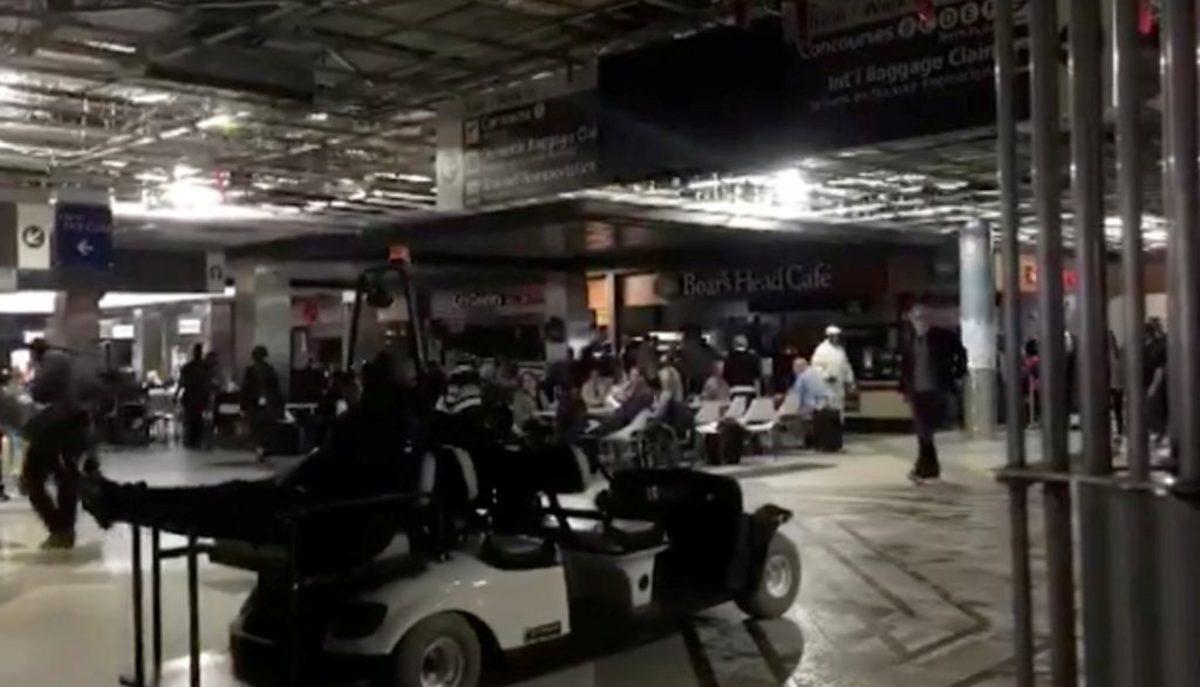 11 ώρες έμεινε χωρίς ρεύμα το αεροδρόμιο της Ατλάντα – Πάνω από 1.000 ακυρώσεις πτήσεων