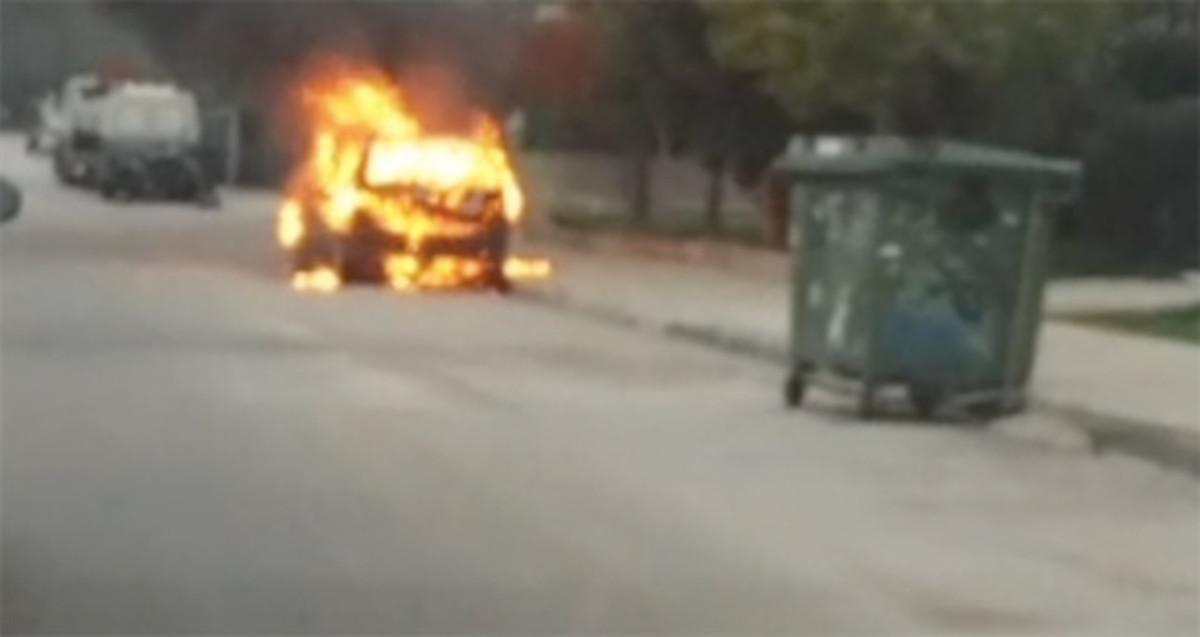Σοκ για τον 80χρονο στην Γλυφάδα που κάηκε μέσα στο αμάξι του