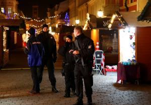 Βερολίνο: Οι δυο τσάντες με σφαίρες δεν είναι… τρομοκρατία