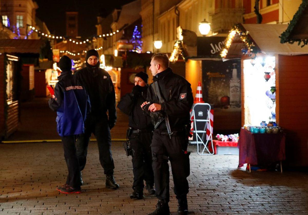 Βερολίνο αστυνομία