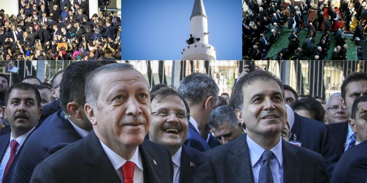 Ερντογάν: Η επίσκεψη του Ερντογάν στην Κομοτηνή... εκτυλίχθηκε σε σόου! Αποθέωση, κλάματα, προκλήσεις και ένα... διπλωματικό επεισόδιο!