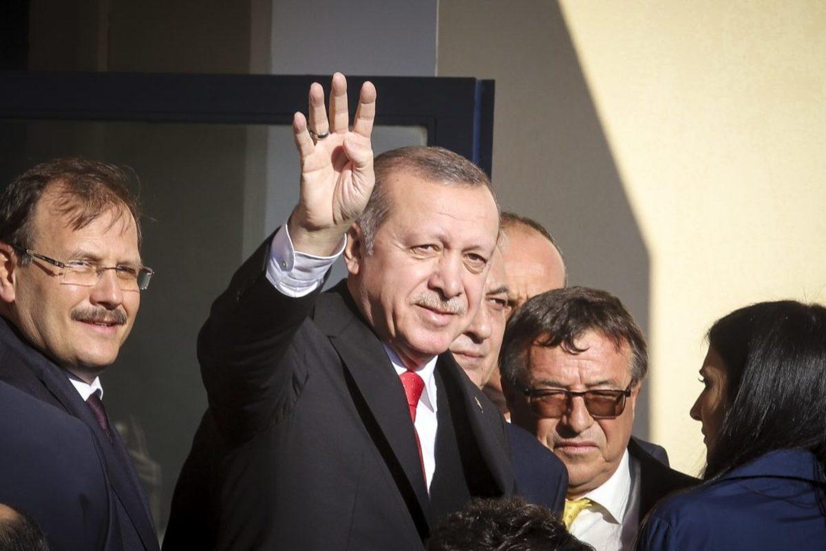 Ερντογάν: Προκλητικός δίχως όρια! Ευθεία επίθεση για το Κυπριακό! Ο σεβασμός στην συνθήκη της Λωζάννης και η δίκαιη λύση για... το Αιγαίο!