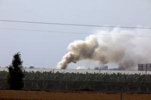Κόλαση πυρός στη Γάζα! Ρουκέτες και βομβαρδισμοί από τους Ισραηλινούς