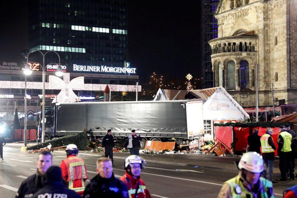 """Σε συναγερμό η Γερμανία: """"Φρούρια"""" οι πόλεις ενόψει Πρωτοχρονιάς"""