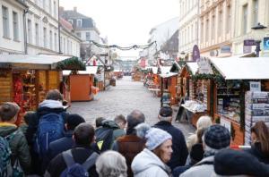 Συναγερμός στη Γερμανία! Εκκενώθηκε χριστουγεννιάτικη αγορά