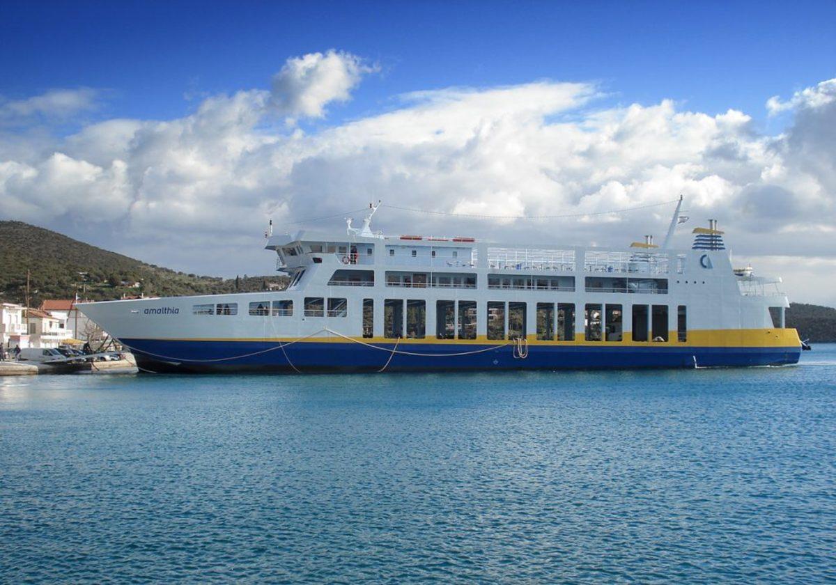 Ηγουμενίτσα: Έσπασε το σχοινί σε καταπέλτη πλοίου! Τεράστια ταλαιπωρία για τους επιβάτες