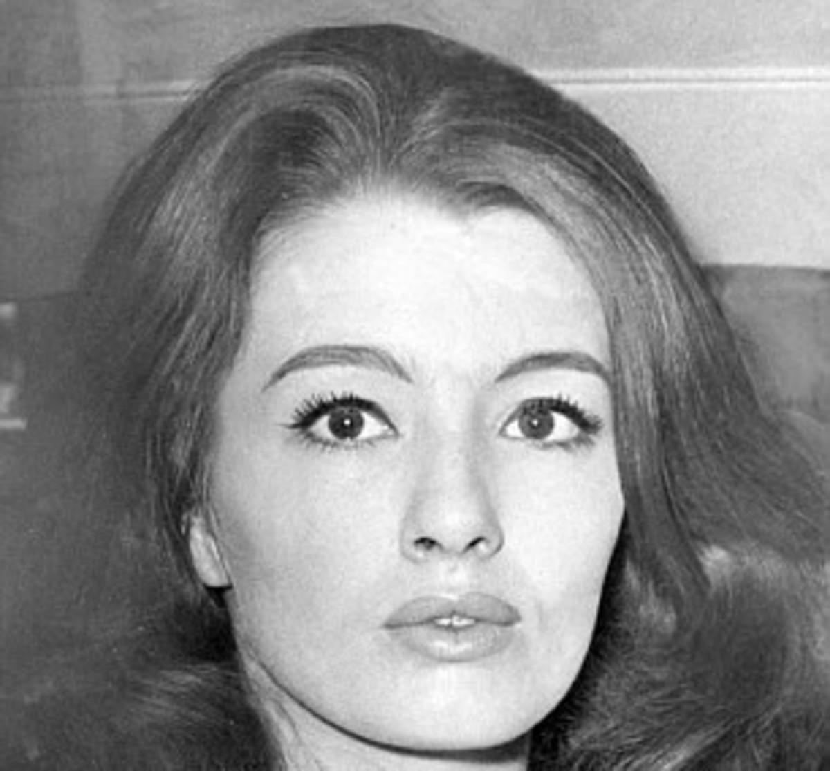 Πέθανε το μοντέλο Κριστίνα Κέλερ