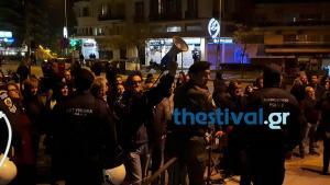 """Αποδοκίμασαν τον Αλέξη Τσίπρα στη Θεσσαλονίκη! """"Φεύγεις σαν κλέφτης""""! [vid]"""