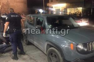 Κρήτη: Πυροβόλησαν ψυχίατρο στο κέντρο του Ηρακλείου! [pics]