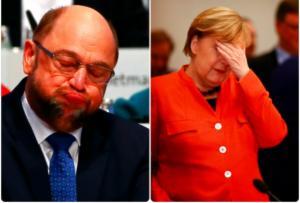 """Ο Σουλτς θέλει… """"Ηνωμένες Πολιτείες Ευρώπης""""! Η Μέρκελ ρίχνει """"άκυρο""""!"""