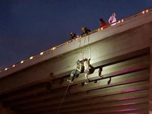 Φρίκη στο Μεξικό: Κρέμασαν έξι πτώματα σε γέφυρες