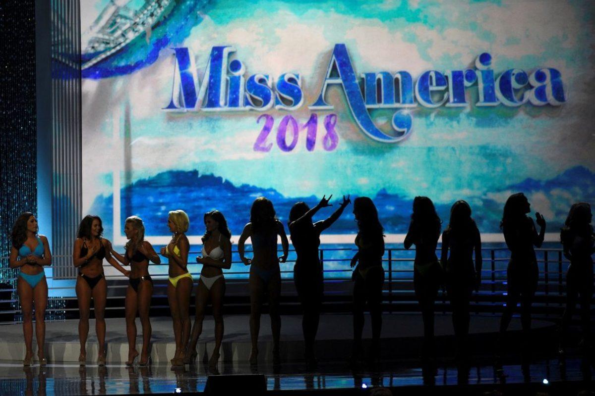 Μις Αμερική καλλιστεία