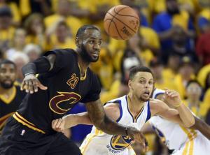 Γούοριορς – Καβαλίερς: Το αναλυτικό πρόγραμμα των τελικών του NBA!