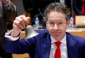 """Του """"ξέφυγε"""" του Ντάισελμπλουμ! """"Αποκάλυψε"""" τον επόμενο πρόεδρο του Eurogroup; [vid]"""