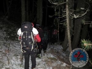 Χριστουγεννιάτικη περιπέτεια για δυο ορειβάτες στον Όλυμπο
