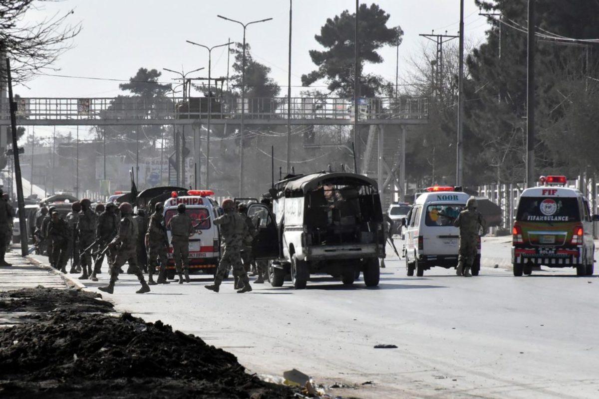 Το Ισλαμικό Κράτος ανέλαβε την ευθύνη για την επίθεση αυτοκτονίας στην Κουέτα