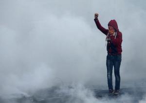 """""""Βράζει"""" η Παλαιστίνη μετά την απόφαση Τραμπ για την Ιερουσαλήμ – Απεργίες και διαδηλώσεις"""