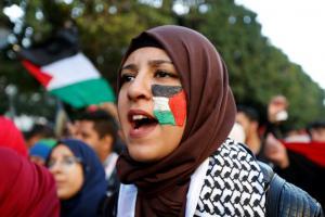 """Παλαιστίνη: Δραματική προειδοποίηση! """"Τέλος στον διάλογο μέχρι να αναιρέσει ο Τραμπ την απόφαση του"""""""