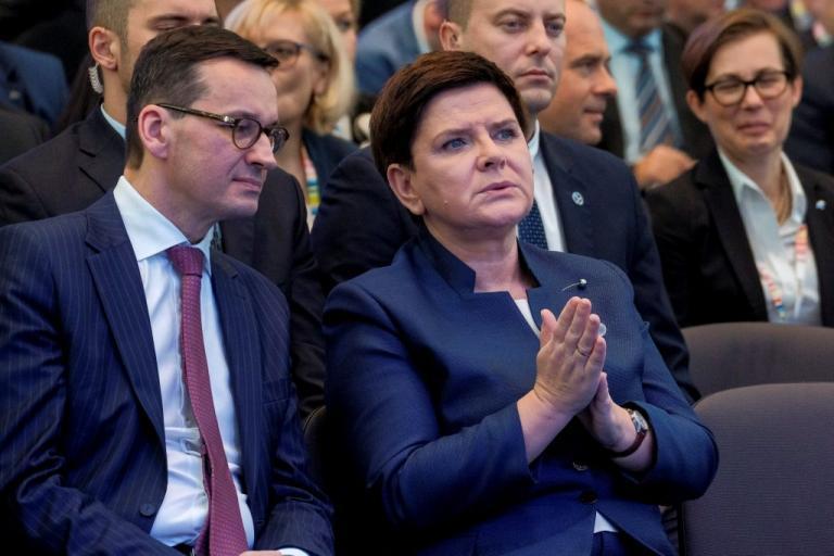 Παραιτήθηκε η πρωθυπουργός της Πολωνίας!