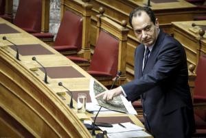 Προϋπολογισμός 2018: Σφοδρή κόντρα ο Σπίρτζης με Σταϊκούρα και Λοβέρδο!
