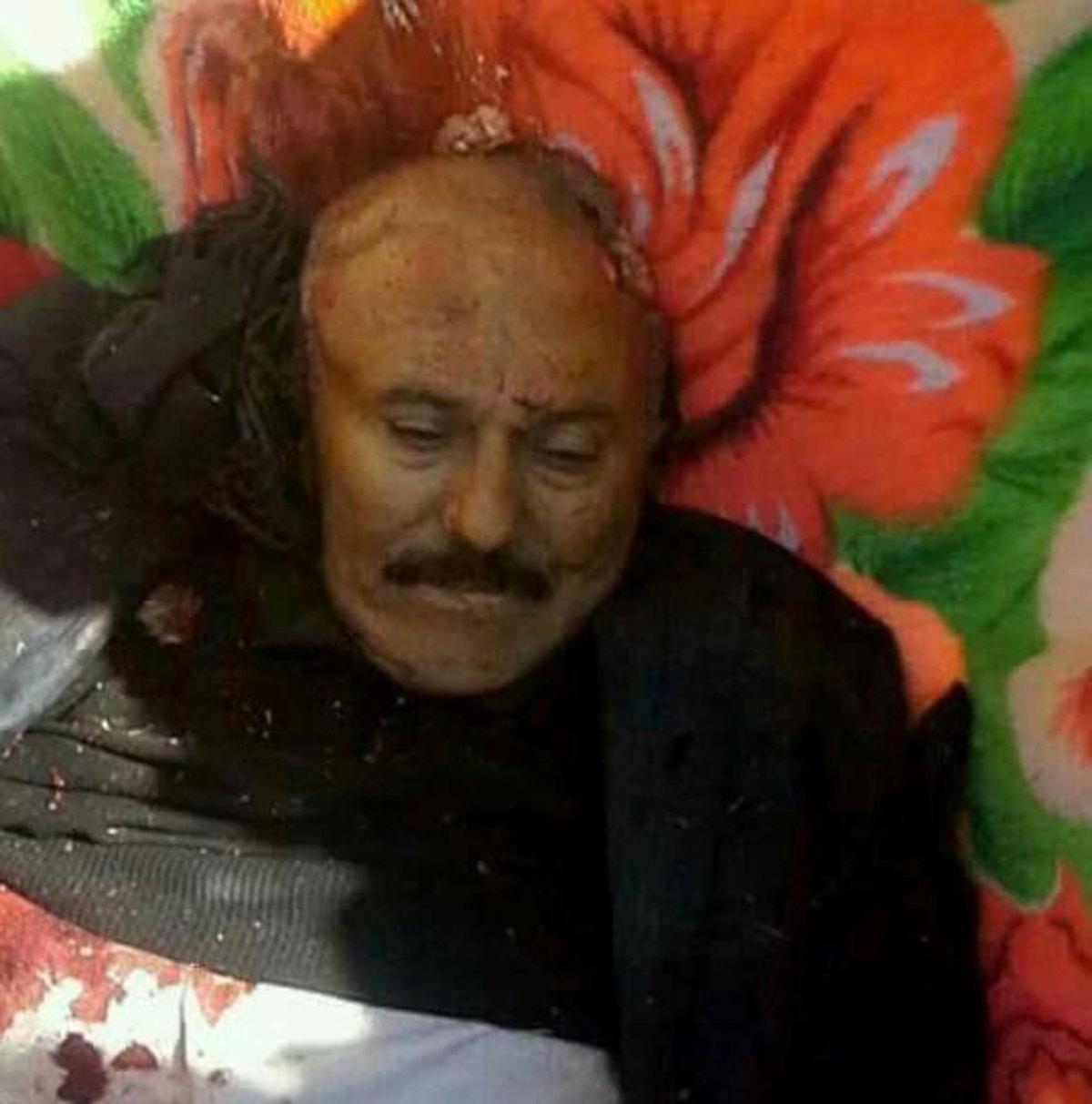 Υεμένη Σάλεχ Χούτι