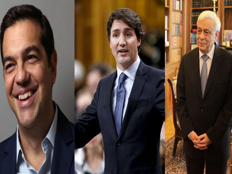 Αυτοί είναι οι 199 πιο σέξι ηγέτες στον κόσμο – Τσίπρας, Παυλόπουλος ανάμεσά τους