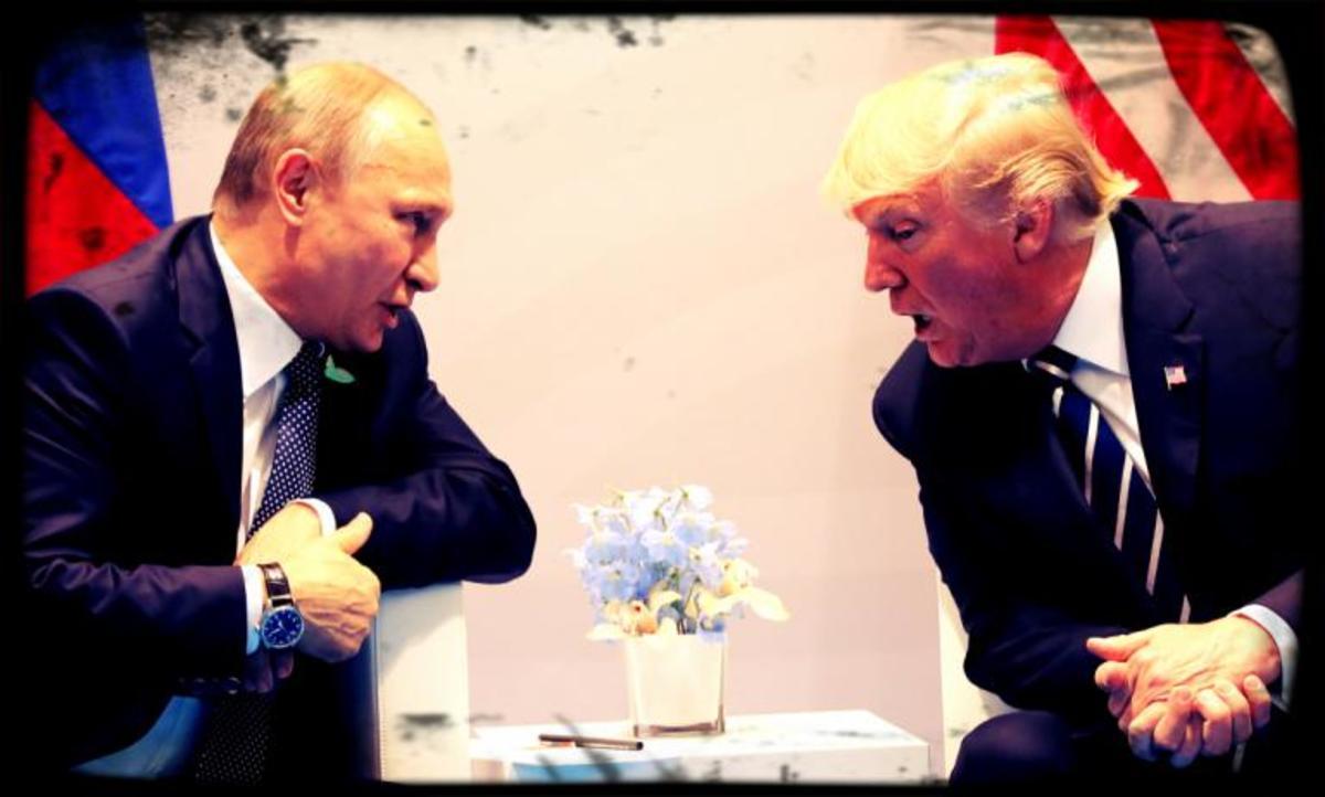 """Πούτιν: """"Χρόνια πολλά"""" με μήνυμα συνεργασίας προς τον Τραμπ"""