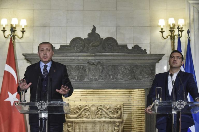 Πως αποτιμά το Μέγαρο Μαξίμου την συνάντηση Τσίπρα – Ερντογάν