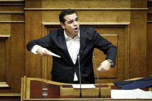 Προϋπολογισμός – Αλέξης Τσίπρας: Ολομέτωπη επίθεση σε Μητσοτάκη με βαριές κουβέντες! [vids, pics]
