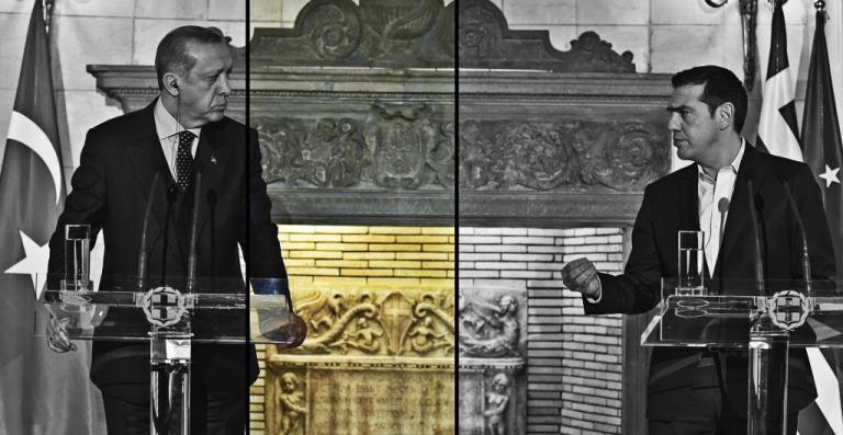Τσίπρας – Ερντογάν: Πετούσαν φωτιές! Ένα τετ-α-τετ που θα περάσει στην Ιστορία!