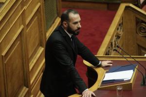 Επίθεση Τζανακόπουλου σε Μπακογιάννη για το Σκοπιανό