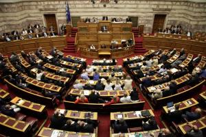 """Έκανε… ντεμπούτο το """"Κίνημα Αλλαγής"""" στην Βουλή – Κοινή πρόταση νόμου από Δημοκρατική Συμπαράταξη και Ποτάμι"""