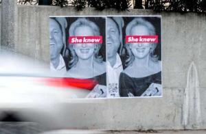 Σκάνδαλο Γουάινστιν: Γέμισε αφίσες το Λος Αντζελες – «Η Μέριλ Στριπ ήξερε»