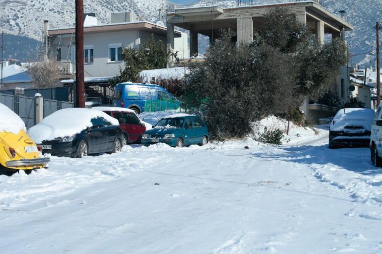 Καιρός: Σε ισχύ το έκτακτο δελτίο επιδείνωσης – Χιόνια και στα πεδινά