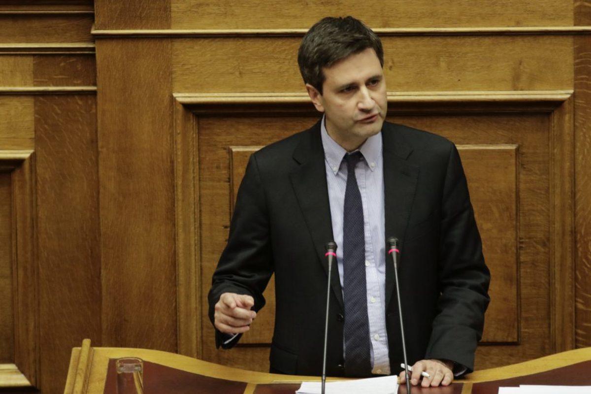 Γιώργος Χουλιαράκης: Μείωση του ΦΠΑ για περίθαλψη ΑμΕΑ και υπερηλίκων