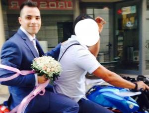 Λέσβος: Σκοτώθηκε με μηχανή ο χαμογελαστός πατέρας – Το μοιραίο λάθος και οι προφητικές αναρτήσεις [pics]