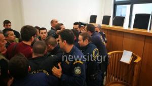 Θεσσαλονίκη: Συνεχίζουν την αποχή από πλειστηριασμούς οι συμβολαιογράφοι – Η απόφαση που έλαβαν!