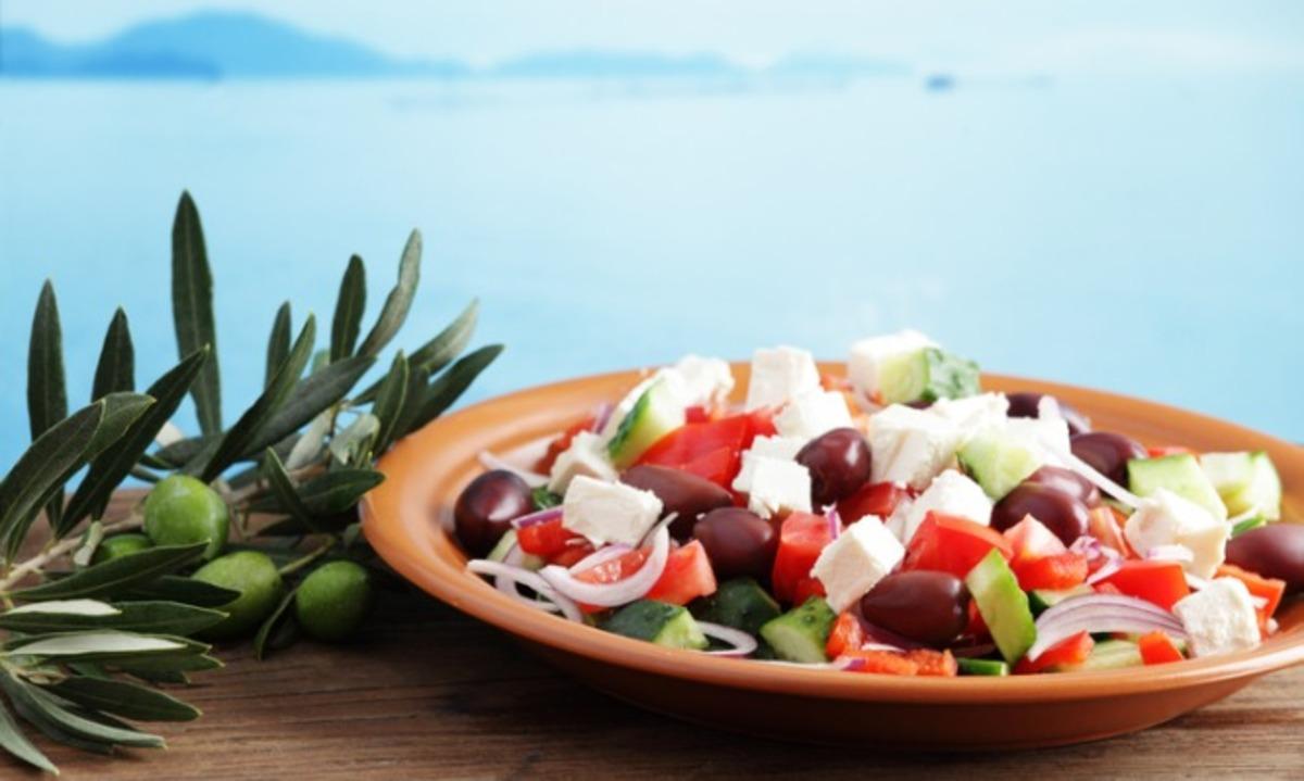 Μεσογειακή διατροφή: Από ποιον πολύ συχνό καρκίνο προστατεύει   Newsit.gr